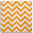 rug #454533 | square light-orange retro rug