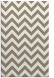 rug #454889 |  white stripes rug