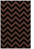 rug #454905 |  brown retro rug