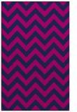 rug #454917    blue stripes rug
