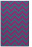 rug #454953    pink stripes rug