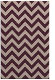 rug #455045 |  pink retro rug