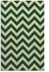 rug #455093 |  yellow stripes rug