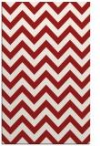 rug #455137    red retro rug