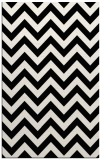 rug #455161 |  white retro rug