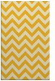 rug #455177 |  yellow popular rug