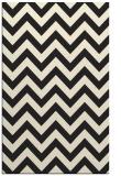 rug #455197 |  black rug
