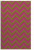 rug #455217 |  light-green retro rug