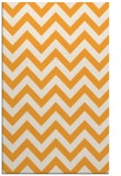rug #455237 |  light-orange stripes rug