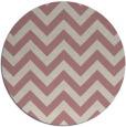 rug #455582 | round retro rug