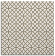 rug #455945 | square beige circles rug