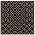 rug #455957 | square beige circles rug