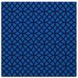 rug #456113 | square blue geometry rug
