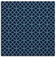 rug #456116 | square circles rug