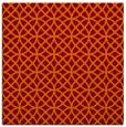 rug #456134 | square circles rug