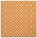 rug #456137 | square orange circles rug