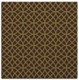 rug #456173 | square green rug