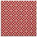 rug #456185 | square red circles rug