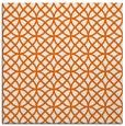 rug #456213   square red-orange circles rug