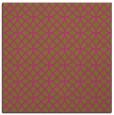 rug #456273 | square light-green geometry rug