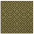 rug #456277 | square light-green rug