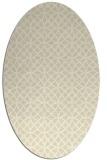 rug #456589   oval yellow circles rug