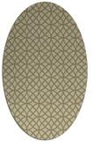 rug #456631 | oval circles rug