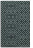 rug #456777 |  green circles rug