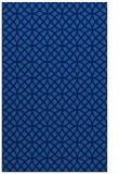 rug #456817    blue circles rug