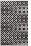 rug #456849 |  red-orange circles rug