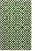 rug #456853 |  blue-green circles rug