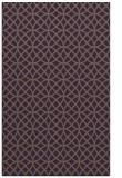 rug #456881 |  purple popular rug