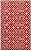 rug #456889 |  red popular rug