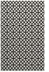 rug #456921 |  white circles rug