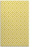 rug #456925 |  white circles rug