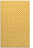 rug #456985 |  light-orange popular rug