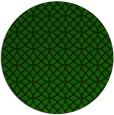 rug #457069 | round green rug