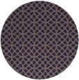 rug #457109   round beige circles rug
