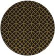 rug #457117   round black circles rug