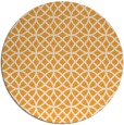 rug #457349   round light-orange circles rug