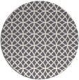 rug #457351 | round circles rug