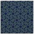 rug #461257   square blue popular rug