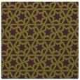 rug #461453 | square purple rug