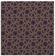 rug #461457   square purple geometry rug