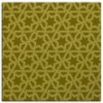 rug #461545 | square light-green rug