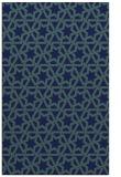 rug #461961    blue popular rug