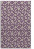 rug #462109 |  purple rug