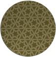 rug #462613 | round light-green popular rug