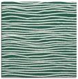 rug #463117 | square green rug
