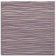 rug #463165 | square purple rug